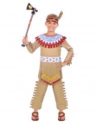 Indianen Isak barndräkt