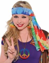 Hippie-pannband vuxen