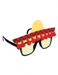 Tacos-glasögon vuxen