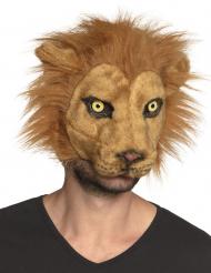 Realistisk lejonmask