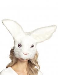Realistisk kaninmask vuxen