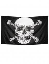 Jolly Roger piratflagga XXL 200x300 cm