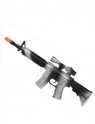 Maskingevär 45 cm