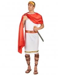 Romersk dräkt med krona större herrstorlek