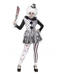 Mordisk mimar-clown dam