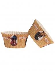 25 Ladybug™ muffinsformar 5x3 cm