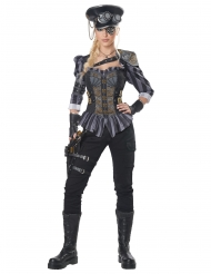 Steampunk-uniform dam