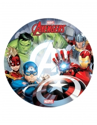 Avengers™ tårtlock 20 cm