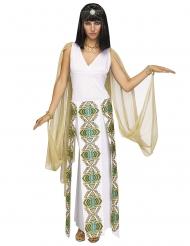 Egyptiska drottningen Majbritt damdräkt