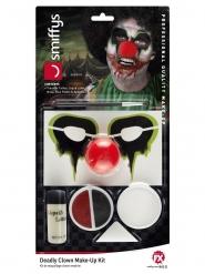 Sminksats för mordisk clown vuxen