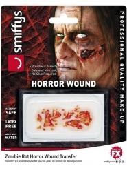 Zombiehud sminkprotes