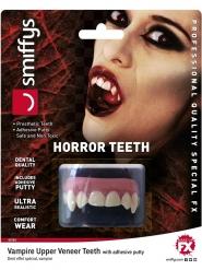 Lyxiga vampyrtänder vuxen