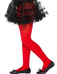 Röda tights barn