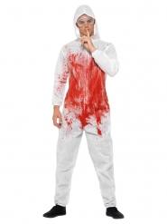 Blodig seriemördare herrdräkt