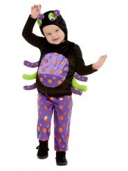 Spindel mjukisdräkt barn
