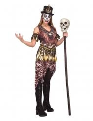 Kannibaldräkt Voodoo dam
