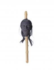 Stav med avhugget huvud 50x13x13 cm