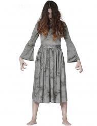 Skräckinjagande spökdräkt dam