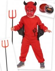 Dräktpaket djävul barn