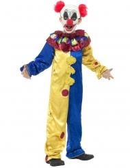 Clownen Klaus barndräkt