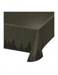 Bordsduk med 20-talsmönster 137x259 cm