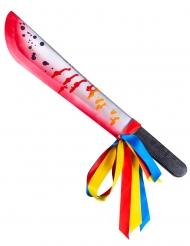 Skräckclownens machete 53 cm