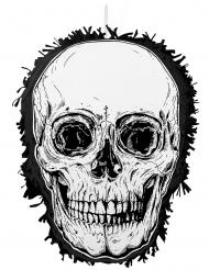dödskallepiñata 35x25 cm