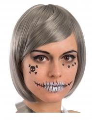 Dekorativa klistermärken Halloween vuxen