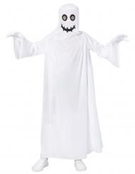 Vit spökdräkt barn