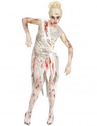 Miss World Zombie damdräkt