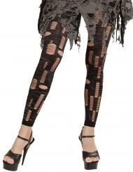 Trasade zombie-leggings dam
