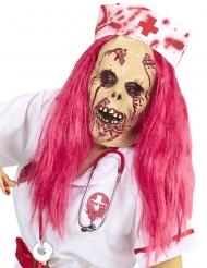 Zombifierad sjuksköterskemask vuxen