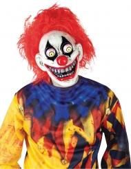 Vild clownmask med ögon vuxen