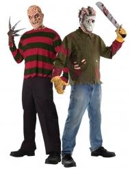 Freddy & Jason pardräkt vuxen