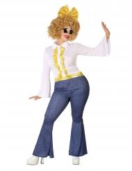 Discodansaren Doris dam större storlek