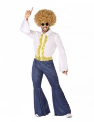 Ludne Laban discodansaren herrdräkt