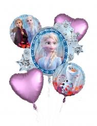 5 Frost 2™ aluminiumballonger