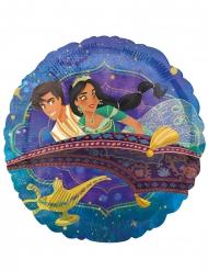Aladdin™ dubbelsidig aluminiumballong 43 cm