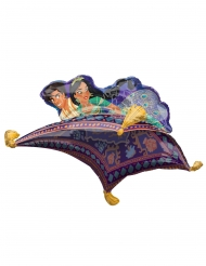 Aladdin™ dubbelsidig aluminiumballong 106x63 cm