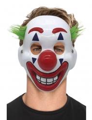 Galen clownmask vuxen