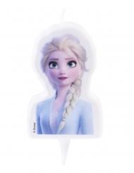 Frost 2™ tårtljus Elsa 7,5 cm