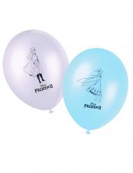 Frost 2™ 8 latexballonger 28 cm