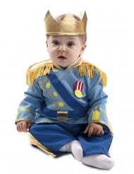Kunglig bebisdräkt