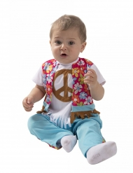 Hippie bebisdräkt