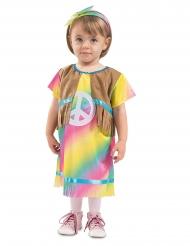 Hippieklänning bebisdräkt