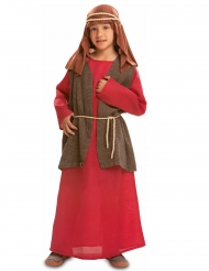 Röd Josefdräkt barn