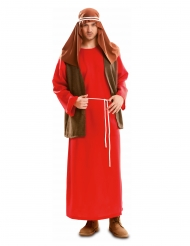 Röd Josefdräkt herr