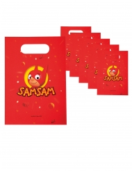 6 SamSam™ presentpåsar 23x16 cm