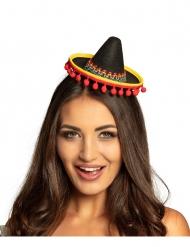 Mexikansk minisombrero vuxen
