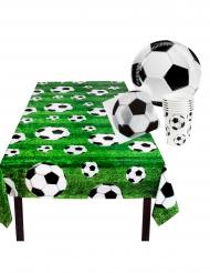 Engångsservis fotboll 25 delar